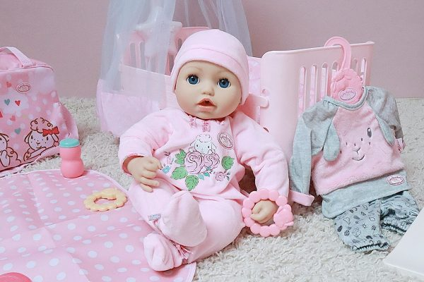 Wenn aus Liebe Leben wird - Lifestyle - Shopping - Baby Annabell