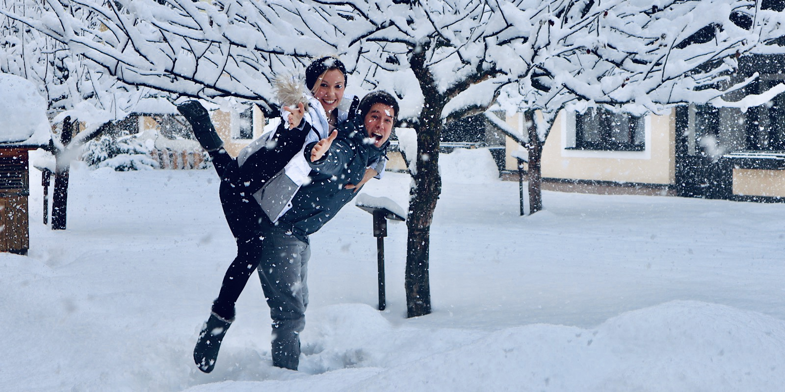 Wenn aus Liebe Leben wird - Travel - Österreich - Familien-Skiurlaub